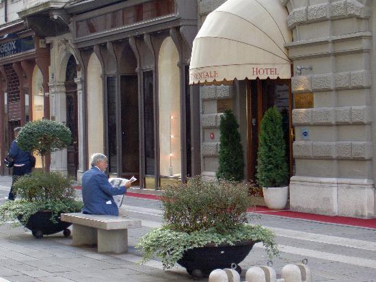 Hotel Continentale: Hotel Contenentale