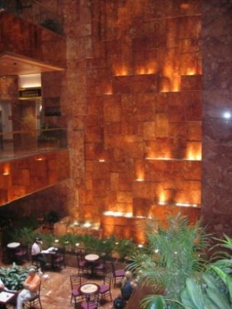 Trump Tower Waterfall Picture Of New York City New York