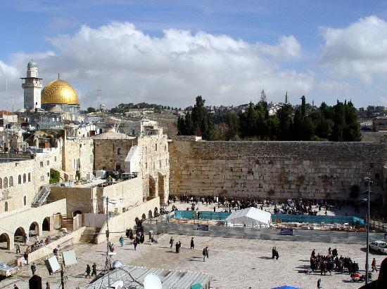 Potret Yerusalem