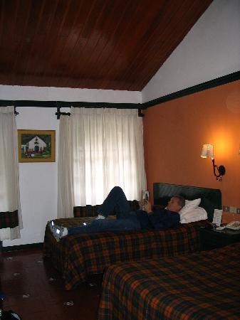 Sonesta Posadas del Inca Yucay: Our room