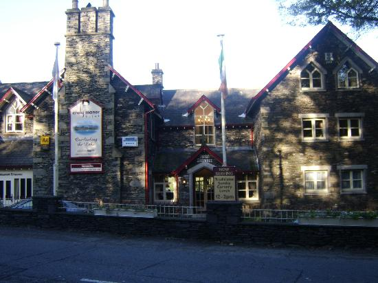 Craig Manor Hotel: Front of hotel