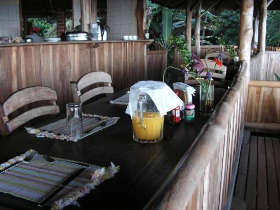 La Cusinga Eco Lodge: OOOh the food... simply amazing