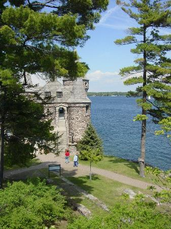 Boldt Castle and Yacht House Foto