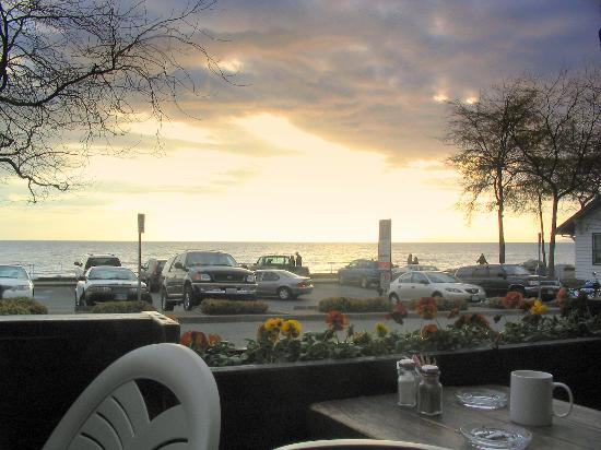 Seaside Memories: From the heated deck at Charlie Don't Surf