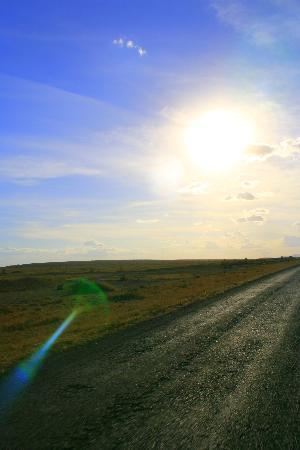 Dar es Salaam, Tanzania: road view