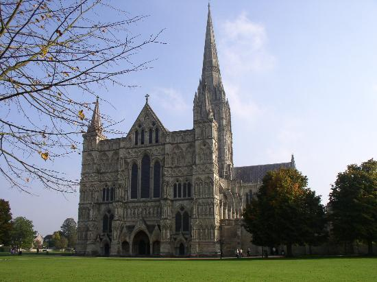 Salisbúria, UK: Salisbury Cathedral