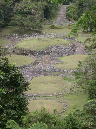 Guayabo National Park and Monument Bild