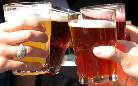 Bryssel, Belgien: Beers