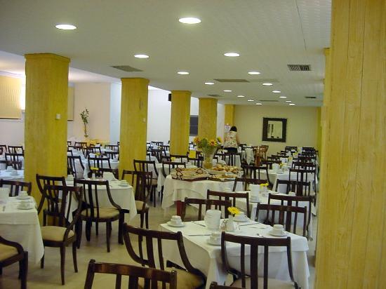 Hotel Santa Maria Playa : Speisesaal