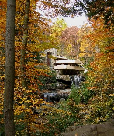 Fallingwater Cottages, Pennsylvania: Mill Run - e-architect