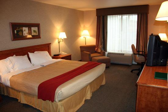 Фотография Holiday Inn Express Hotel & Suites Idaho Falls