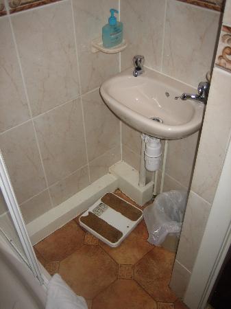 Corstorphine House: Bathroom
