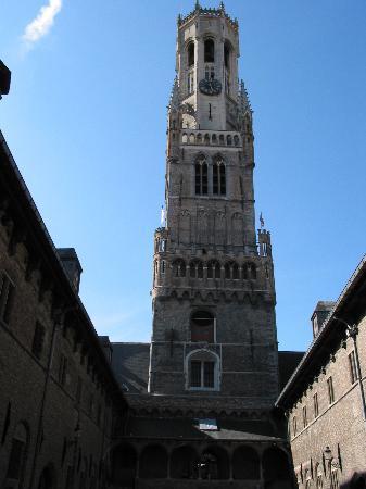 Belfry in Brugge