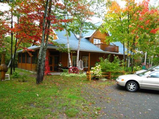 Robertville, Canada: Outside
