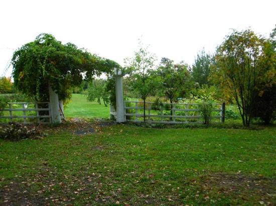 Robertville, แคนาดา: A Garden