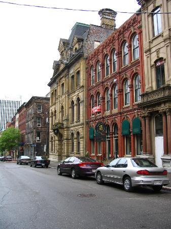 Saint John, Canadá: Downtown St. John