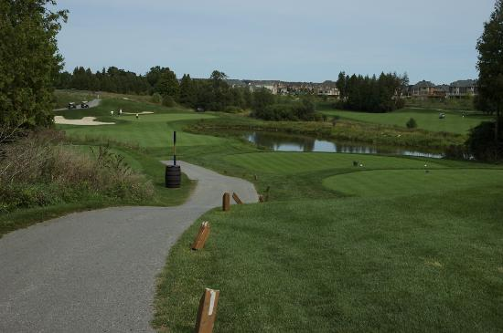 Angus Glen Golf Club : Angus Glen Golf course
