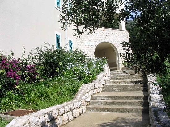 View of the Diana block at Villas Plat