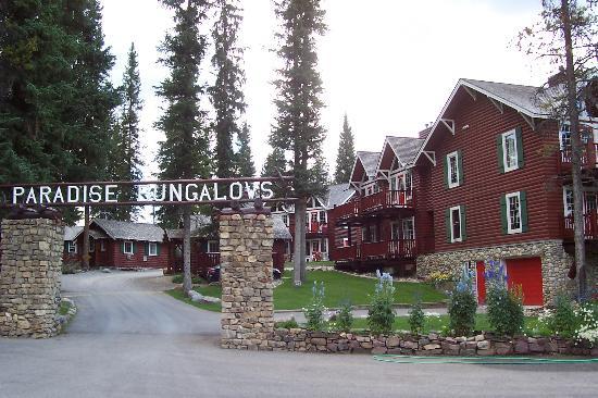 Paradise Lodge & Bungalows: Paradise Bungalows