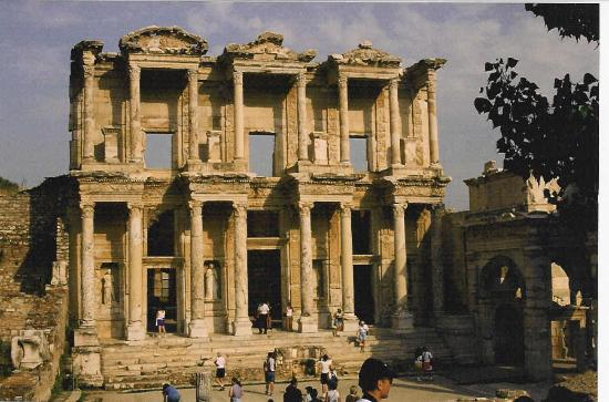 Selcuk, Tyrkiet: Celsus Library