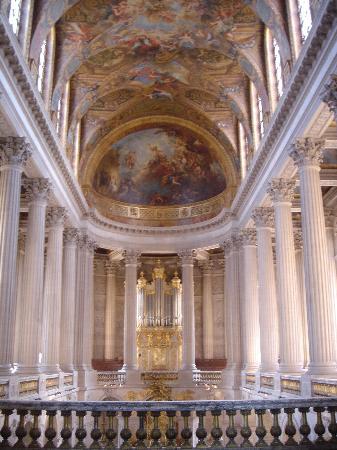 Ile-de-France, Frankrig: Versailles