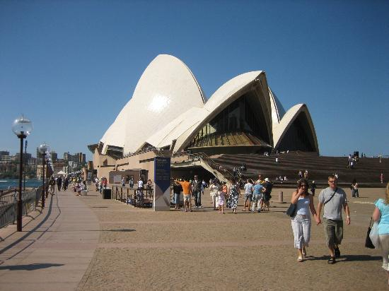 New South Wales, Austrália: Sydney opera house