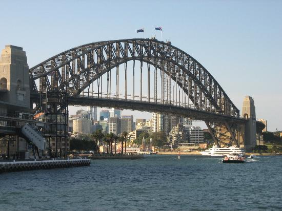 New South Wales, Austrália: Sydney harbour