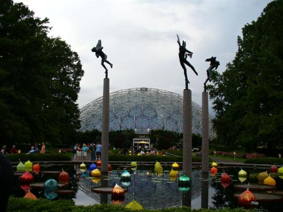 Saint Louis, MO: Missouri Botanical Garden