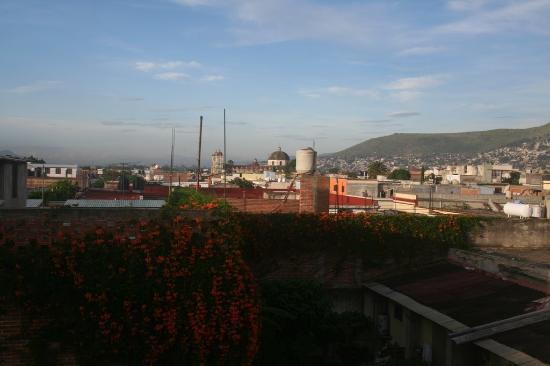 Parador Del Dominico : View from the Roof.
