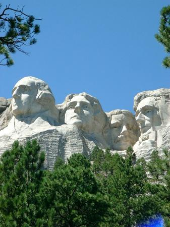 Mount Rushmore National Memorial-billede
