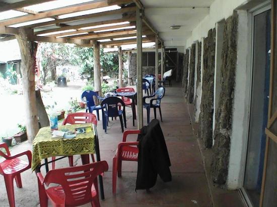 Mahina Taka-Taka Georgia Residencial: Courtyard