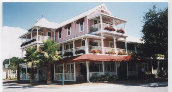 The Riverview Hotel: Perfect