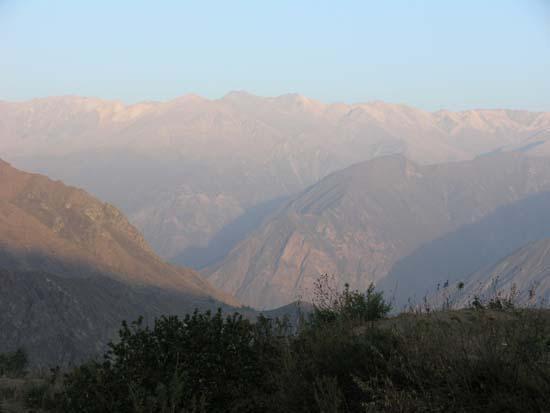 Colca Canyon Photo