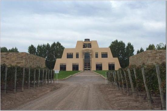 Province of Mendoza, Arjantin: Catena Zapata Winery