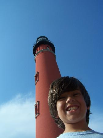 New Smyrna Beach, FL: lighthouse