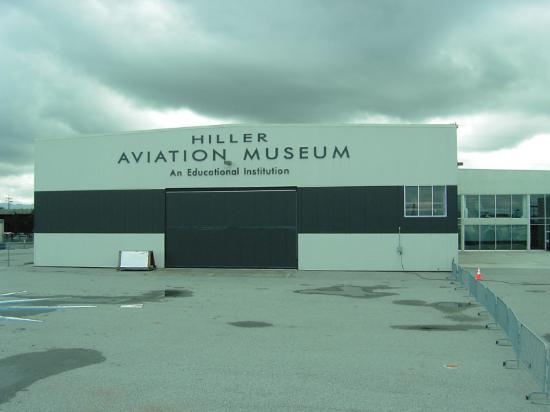 ‪Hiller Aviation Museum‬