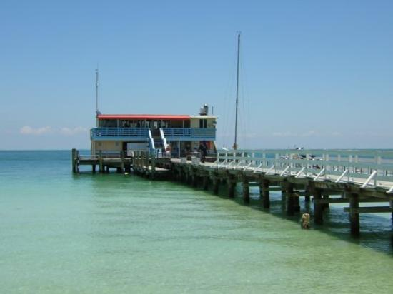 Bean Point: Rod Reel Pier