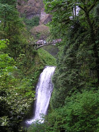 Cataratas Multnomah