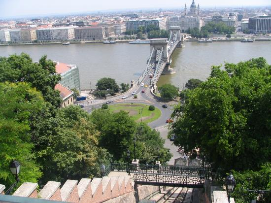 Radio Inn: Chain Bridge over the Danube