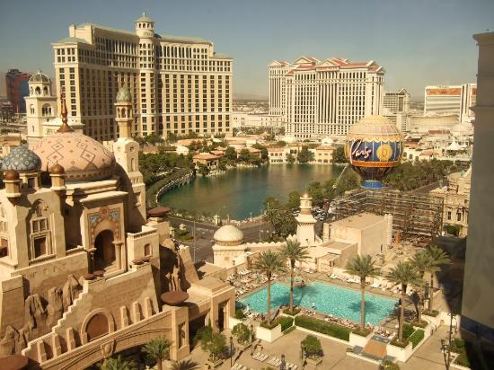 Window View - Planet Hollywood Resort & Casino Photo