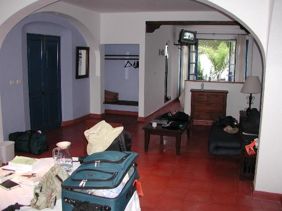 Posada Del Cafeto: We had a very large room with kitchen