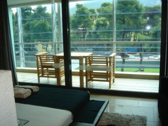 Life Gallery Athens Hotel : Balcony...