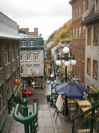 Hôtel Palace Royal : Charming Quebec City