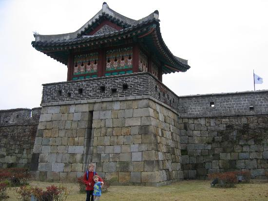 South Korea: Suwon Fortress