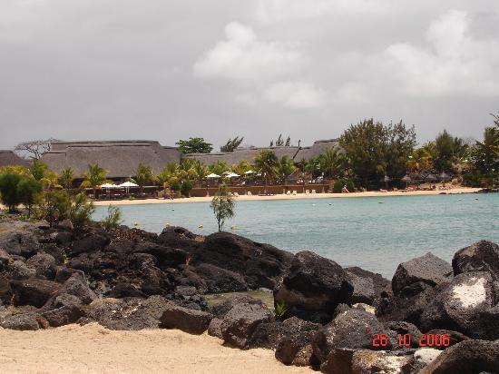 LUX* Grand Gaube: Main beach