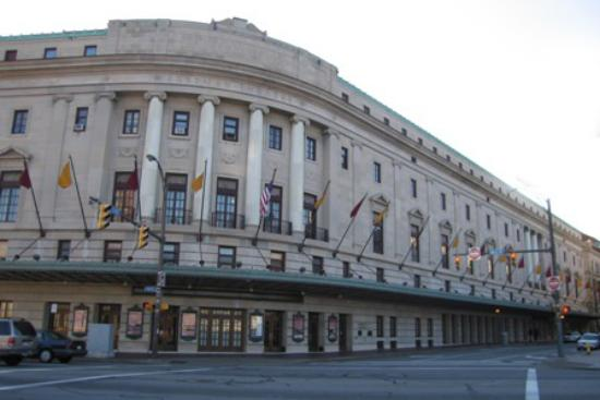 Рочестер, Нью-Йорк: The Eastman Theater