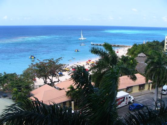 Montego Bay Club Resort: View from 707