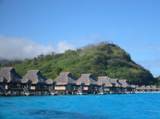 Bora-Bora, Polynésie française : Bora Bora Bungalows
