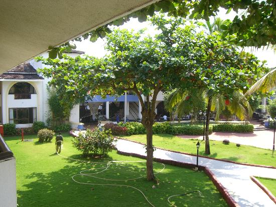 Holiday Inn Resort Goa: Nice Hotel