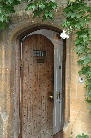 Котсуолдс, UK: Oxford door
